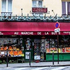 Апартаменты Montmartre Apartments Renoir Париж фото 6