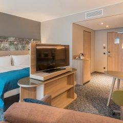 Отель Holiday Inn Dusseldorf City Toulouser Allee комната для гостей фото 2