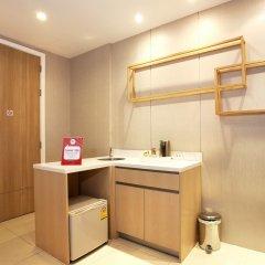 Отель Nida Rooms Thonglor 25 Alley Jasmine Бангкок сейф в номере