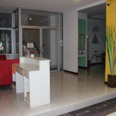 Отель CK Residence интерьер отеля