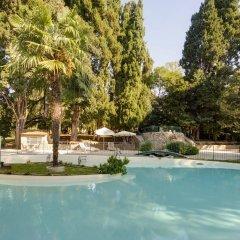 Отель Villa Quiete Монтекассино бассейн