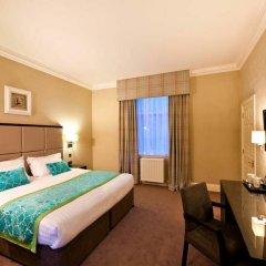 Отель Leonardo Edinburgh City Великобритания, Эдинбург - отзывы, цены и фото номеров - забронировать отель Leonardo Edinburgh City онлайн комната для гостей фото 5