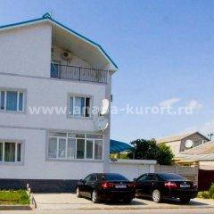 Гостиница Guest House Kiparis в Анапе отзывы, цены и фото номеров - забронировать гостиницу Guest House Kiparis онлайн Анапа парковка