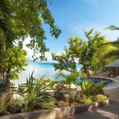 Отель Cerf Island Resort пляж фото 2
