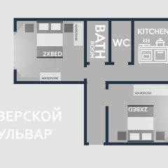 Гостиница Malliott Tverskaya в Москве отзывы, цены и фото номеров - забронировать гостиницу Malliott Tverskaya онлайн Москва интерьер отеля