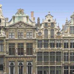 Отель Sofitel Brussels Europe балкон