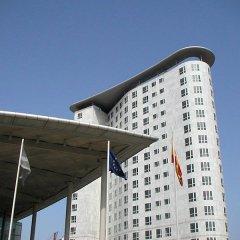 Отель Sercotel Sorolla Palace вид на фасад фото 6