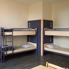 Отель Génération Europe Youth Hostel Бельгия, Брюссель - 2 отзыва об отеле, цены и фото номеров - забронировать отель Génération Europe Youth Hostel онлайн комната для гостей фото 5
