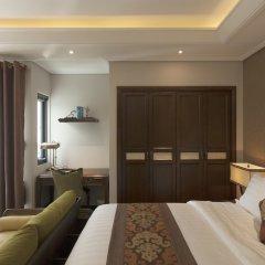 Апартаменты JB Serviced Apartment комната для гостей