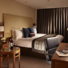 Thistle Trafalgar Square Hotel Лондон в номере фото 2