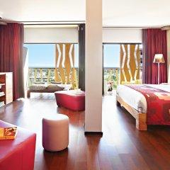 Отель Bohemia Suites & Spa - Adults only комната для гостей фото 3