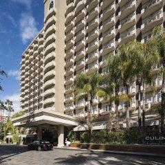 Отель Four Seasons Los Angeles at Beverly Hills парковка
