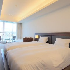 Отель Marinoa Resort Fukuoka Фукуока комната для гостей фото 4