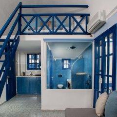 Отель Roula Villa Греция, Остров Санторини - отзывы, цены и фото номеров - забронировать отель Roula Villa онлайн интерьер отеля