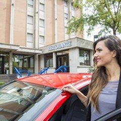 Hotel Grassetti Корридония городской автобус