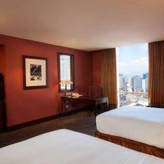 Отель Hilton Reforma Мехико комната для гостей фото 5