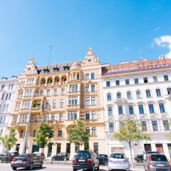 Апартаменты My City Apartments Am Naschmarkt Вена парковка