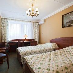 Гостиница Даниловская 4* Стандартный номер 2 отдельными кровати