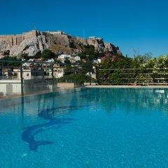 Отель Electra Palace Athens пляж