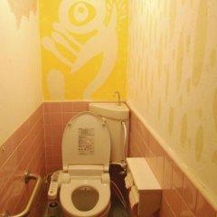 Hostel Yume-nomad Кобе ванная