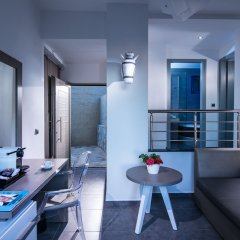 Отель Happy Cretan Suites балкон