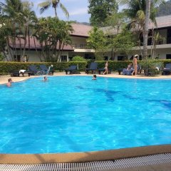 Bamboo Beach Hotel & Spa бассейн фото 2