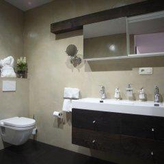 Отель L'impronta ванная