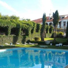 Отель Villa Hostilina Португалия, Ламего - отзывы, цены и фото номеров - забронировать отель Villa Hostilina онлайн бассейн фото 2