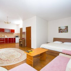 Апартаменты Klumba Apartments комната для гостей фото 4