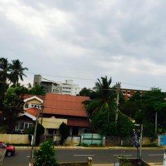 Отель Dorset Шри-Ланка, Негомбо - отзывы, цены и фото номеров - забронировать отель Dorset онлайн балкон