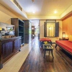 Отель Lanta Cha-Da Beach Resort & Spa Ланта комната для гостей фото 4