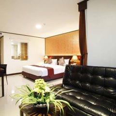 Отель Orchid Resortel комната для гостей фото 2