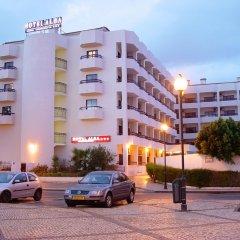 Отель Alba Португалия, Монте-Горду - отзывы, цены и фото номеров - забронировать отель Alba онлайн парковка