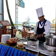 Отель Baan Karonburi Resort с домашними животными