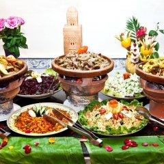 Отель Chems Марокко, Марракеш - отзывы, цены и фото номеров - забронировать отель Chems онлайн питание фото 2