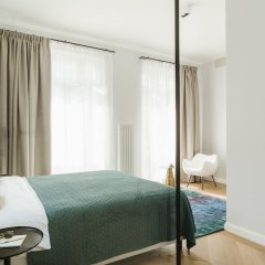 Отель No.4 Residence Варшава комната для гостей фото 4