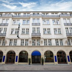 Отель Select Checkpoint Charlie Берлин балкон