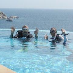 Отель Villa Sabai Jai бассейн