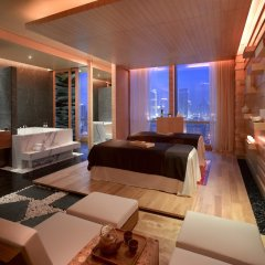 Отель Grand Hyatt Guangzhou Гуанчжоу спа фото 2