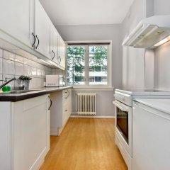 Апартаменты Forenom Serviced Apartments Oslo Rosenborg в номере
