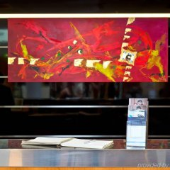 Отель Mercure Salzburg Central Австрия, Зальцбург - 3 отзыва об отеле, цены и фото номеров - забронировать отель Mercure Salzburg Central онлайн интерьер отеля фото 3
