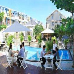 Hung Vuong Hotel бассейн