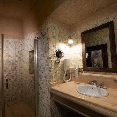 Hatti Cappadocia Турция, Ургуп - отзывы, цены и фото номеров - забронировать отель Hatti Cappadocia онлайн ванная