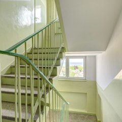 Апартаменты Dom & House - Level Eleven Apartment Sea View интерьер отеля