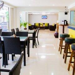Отель Baan Paradise питание фото 2