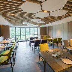 Отель The Mulian Urban Resort Hotels Nansha питание