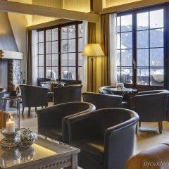 Отель HUUS Gstaad Швейцария, Занен - отзывы, цены и фото номеров - забронировать отель HUUS Gstaad онлайн интерьер отеля