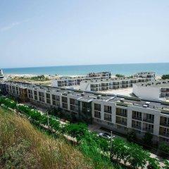 Гостиница Черное Море Бугаз пляж фото 2