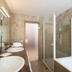 Отель Michels Apart Hotel Berlin Германия, Берлин - отзывы, цены и фото номеров - забронировать отель Michels Apart Hotel Berlin онлайн ванная фото 2