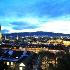 Отель Holiday Inn Zurich - Messe балкон